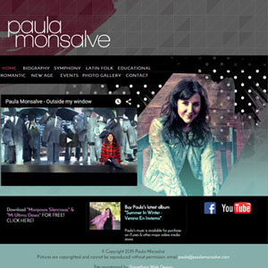 Paula Monsalve website